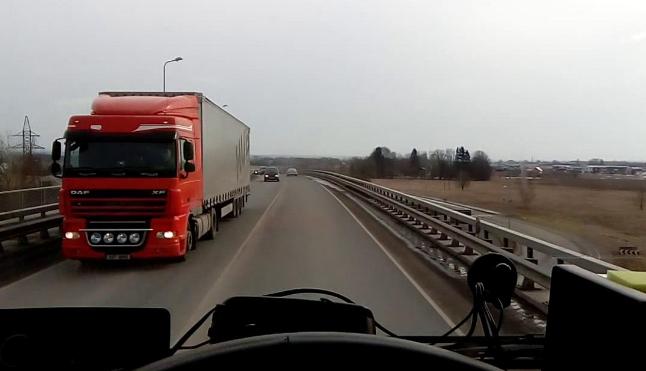 Российским водителям запретили находиться за рулем дольше четырех часов