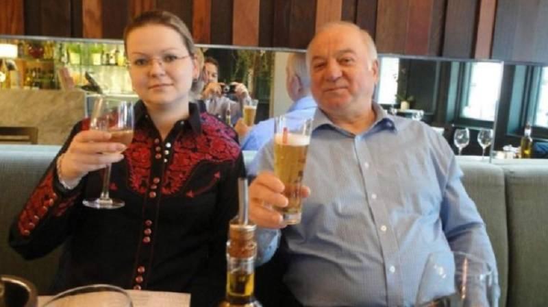 Би-Би-Си: Скрипаль в письме просил у Путина разрешения вернуться в Россию
