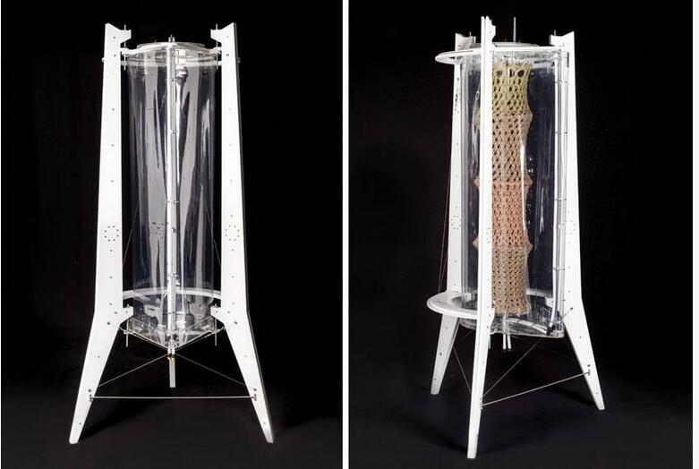 Создан новый строительный материал из текстиля и бактерий бактерии