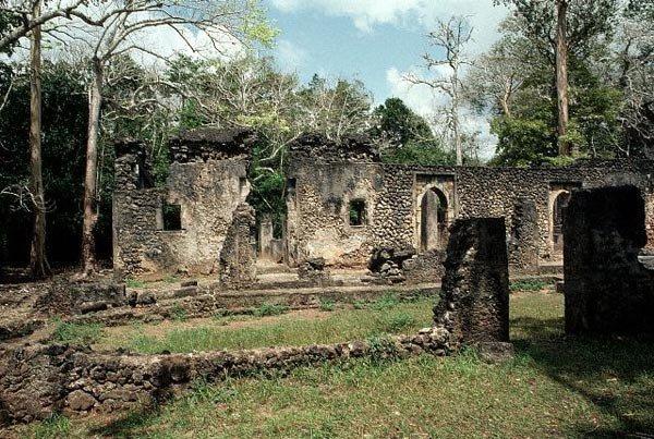 Африканский Мачу-Пикчу. Руины Геди - нераскрытая тайна тропических лесов, о которой вы и не слышали археология