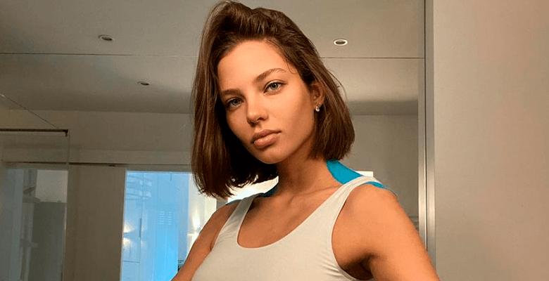 Алеся Кафельникова беременна