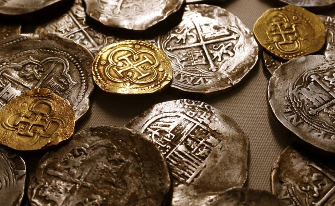 Королевский Торговец: как пропал корабль, который перевозил золота на миллиард долларов деньги,клад,корабль,пираты,Пространство,сокровища
