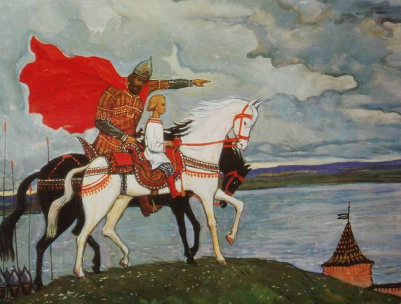 Мифы о происхождении Украины…