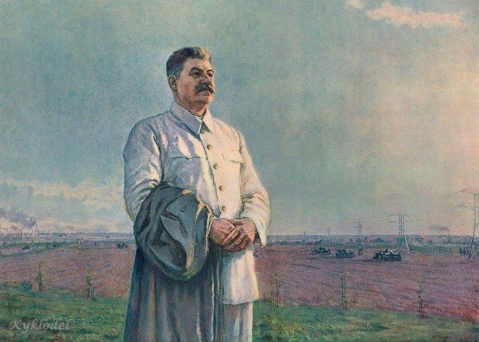 Шурпин Федор Саввич, Сталин