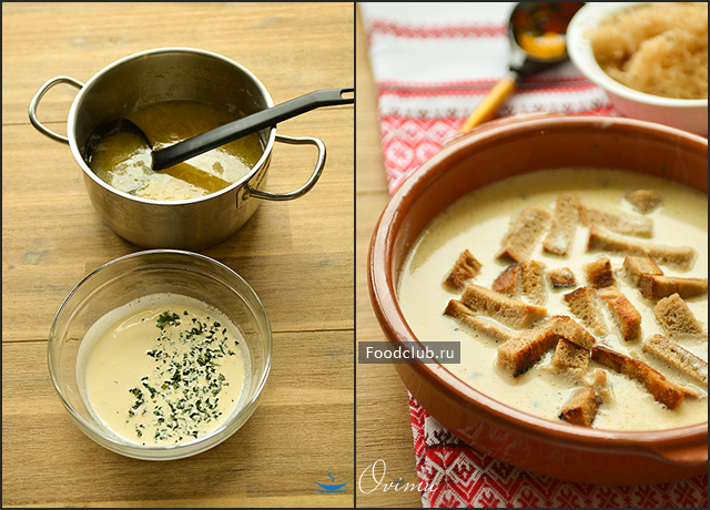 Юшка корчмаря кухни мира,первые блюда,супы,украинская кухня