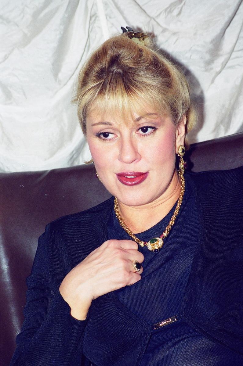 Делала ли 65-летняя Любовь Успенская пластику знаменитости,красота,Любовь Успенская,мода и красота,пластические операции