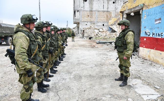 Сирия нам не по карману: либералы выдвинули Путину свои требования