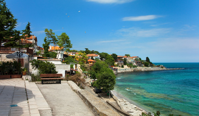 Болгарский курорт Несебр