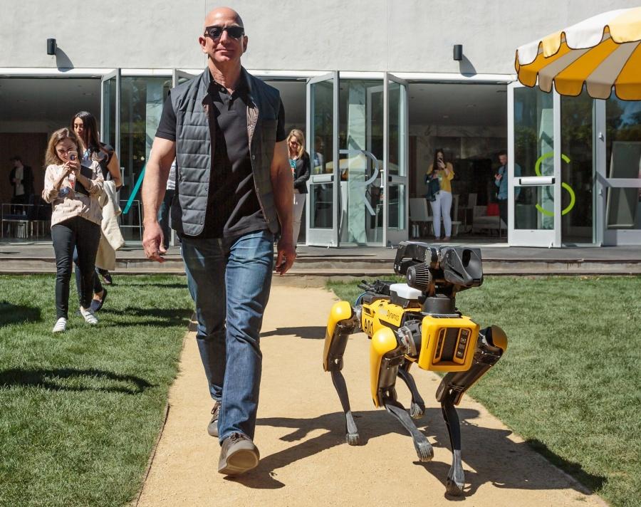 Эволюция роботов, новый реко…