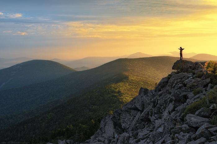 «Камни, насыпанные богом».Гора тайн и легенд. Пидан. Приморский край