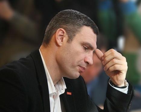 Кличко заявил, что Киеву пор…