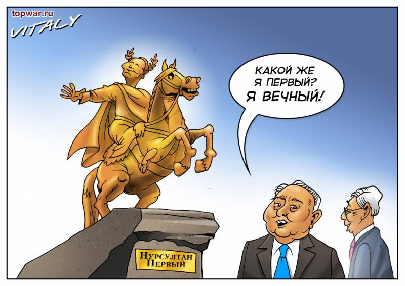 Итоги недели. «Он же памятник!» геополитика