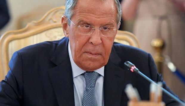 Лавров рассказал об ответе России на новые санкции США