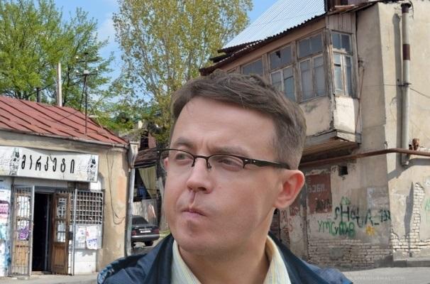 Украинский журналист: Грузия…