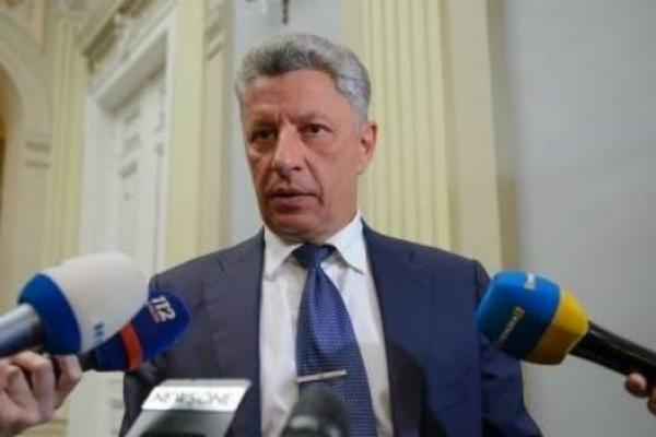 Кандидат в президенты Украины приехал в РФ просить о сохранении транзита газа