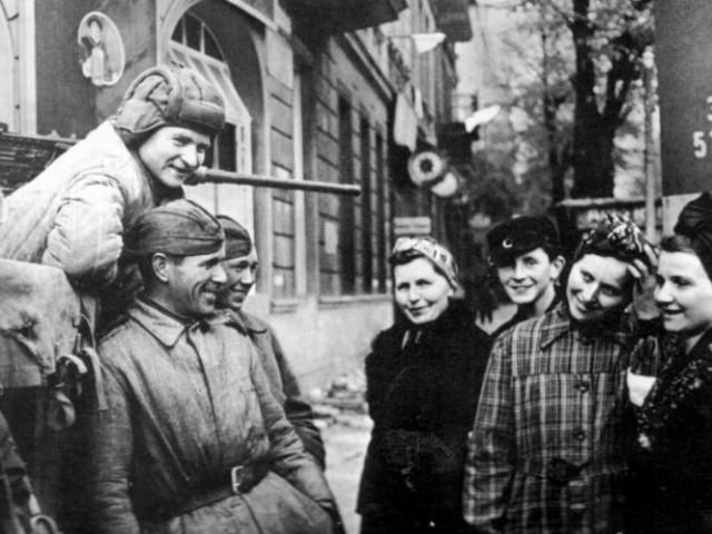 Что думали мирные немцы о солдатах Красной Армии в 1945 году?