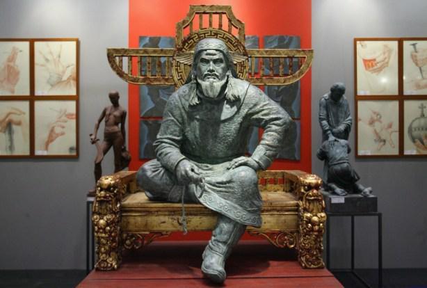 Чингисхан и Есуй: великие истории любви