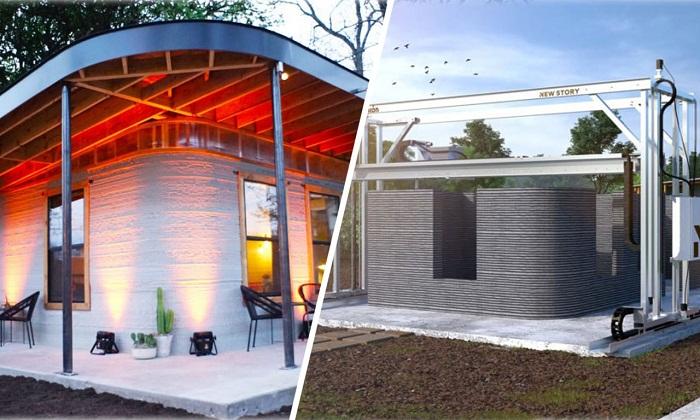 Напечатанное жилье, или Как за сутки построить дом, вложив всего лишь 4 тыс. «зеленых»