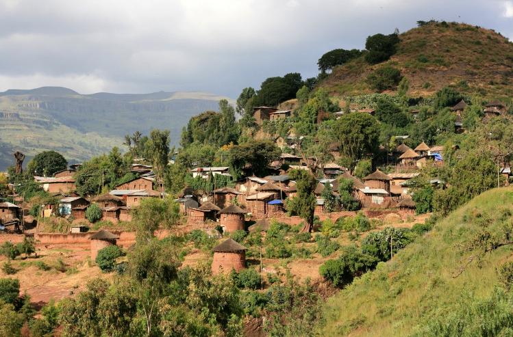 Лалибэла Эфиопия