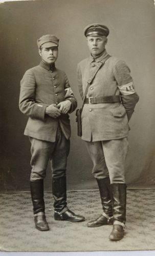 Против Олонецкой Добрармии. Бой с белофиннами 27 июня 1919 года