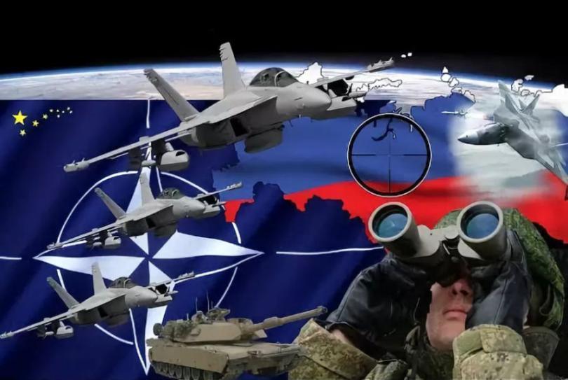 Россия вступила в новую эпоху борьбы с Западом, пристегните ремни