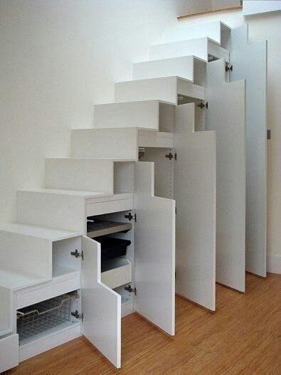 Практичная лестница на чердак