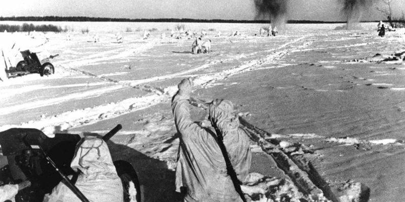 Рубеж доблести старшего лейтенанта Смирнова