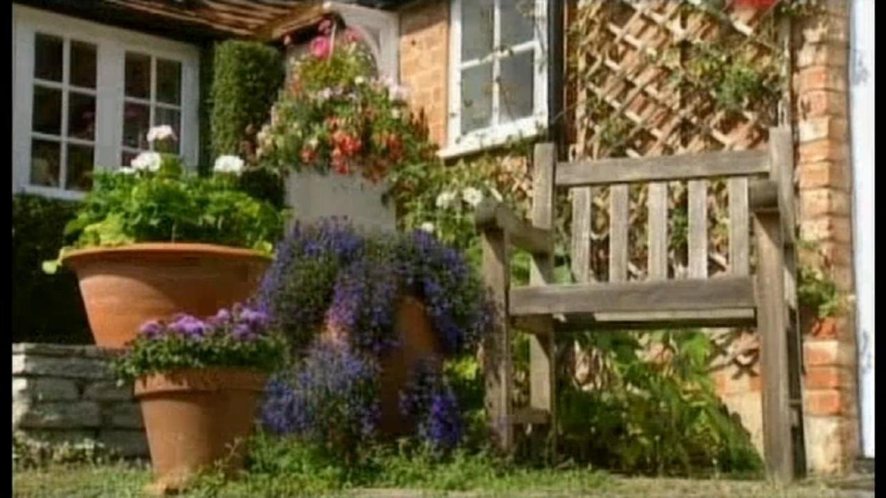 Английские сады 3 часть