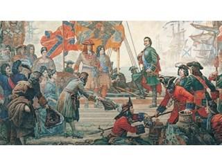 Русский десант породил в Швеции многовековые страхи
