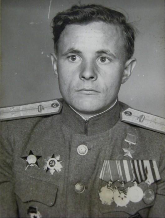Танкист герой советского союза фото