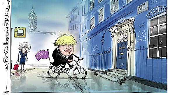 Борис Джонсон и «Операция овсянка»: еды нет, есть надежда победить Путина