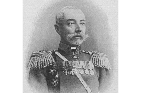 Генерал Василий Белый – герой обороны Порт-Артура