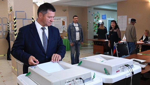 Пресс-секретарь Тарасенко оп…