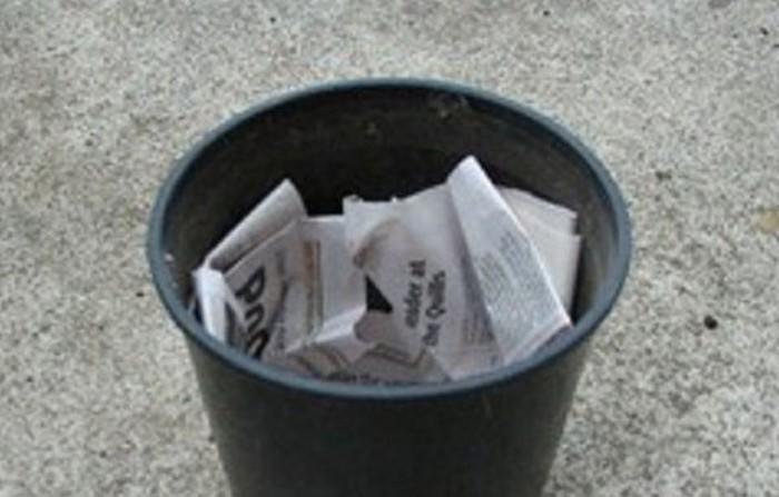 Польза газет в быту