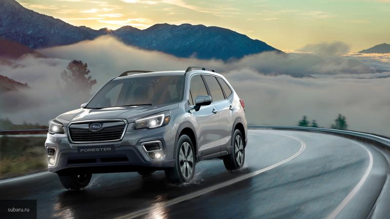 Subaru поднял цены на Forester и XV