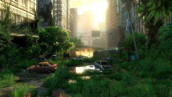Когда города превратятся в джунгли?