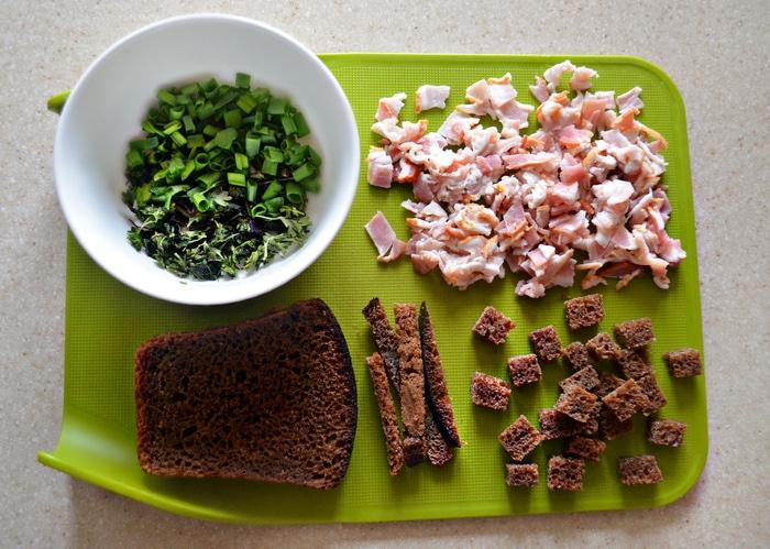 Фаршированная голень индейки блюда из птицы,мясные блюда