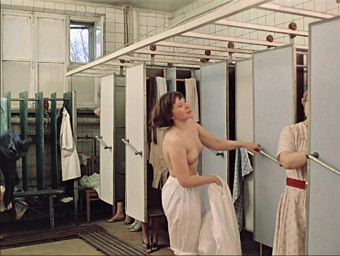 обнаженные в советском кино