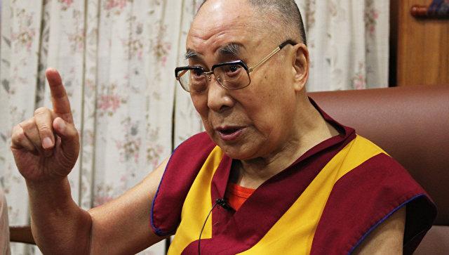 Далай-лама поделился секретом счастья