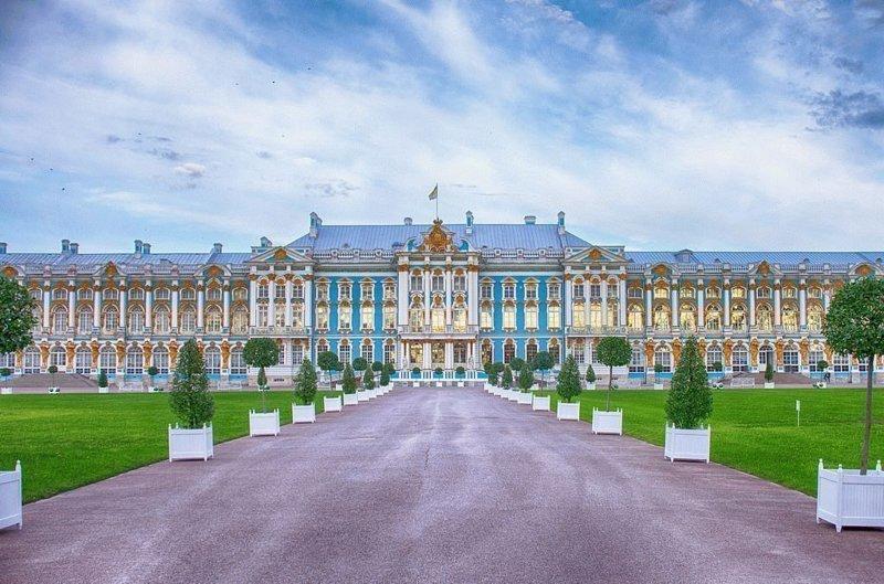 2-Екатерининский дворец Исаакиевский собор, Самые красивые здания СПб, Санкт - Петербург