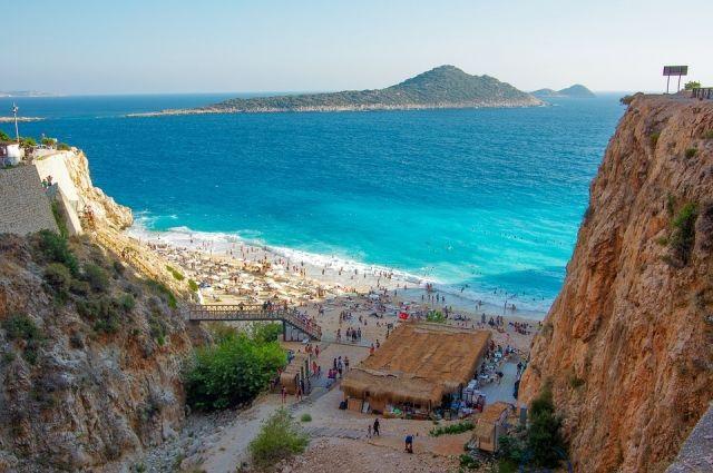 Число туристов из РФ в Антаье с начала года выросло на 70%