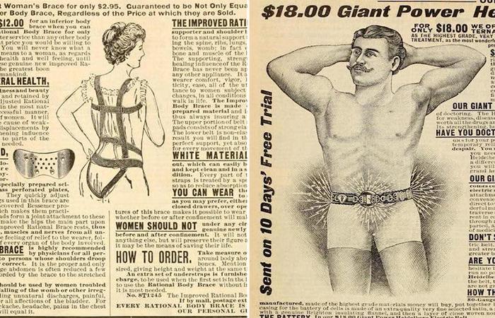 Самые нелепые товары, которые продавались по каталогам сто лет назад