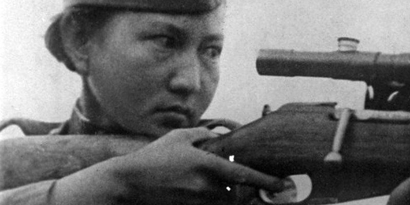 Алия и Маншук — казахские героини Великой Отечественной война и мир