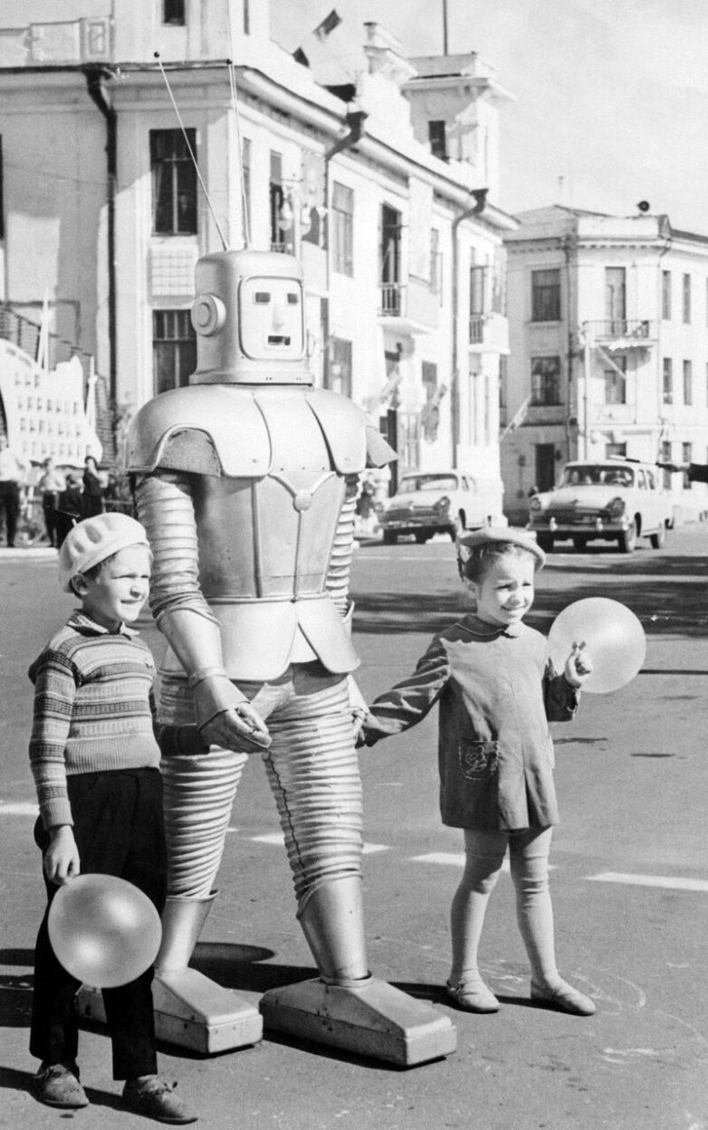 20 атмосферных фотографий из счастливого советского детства