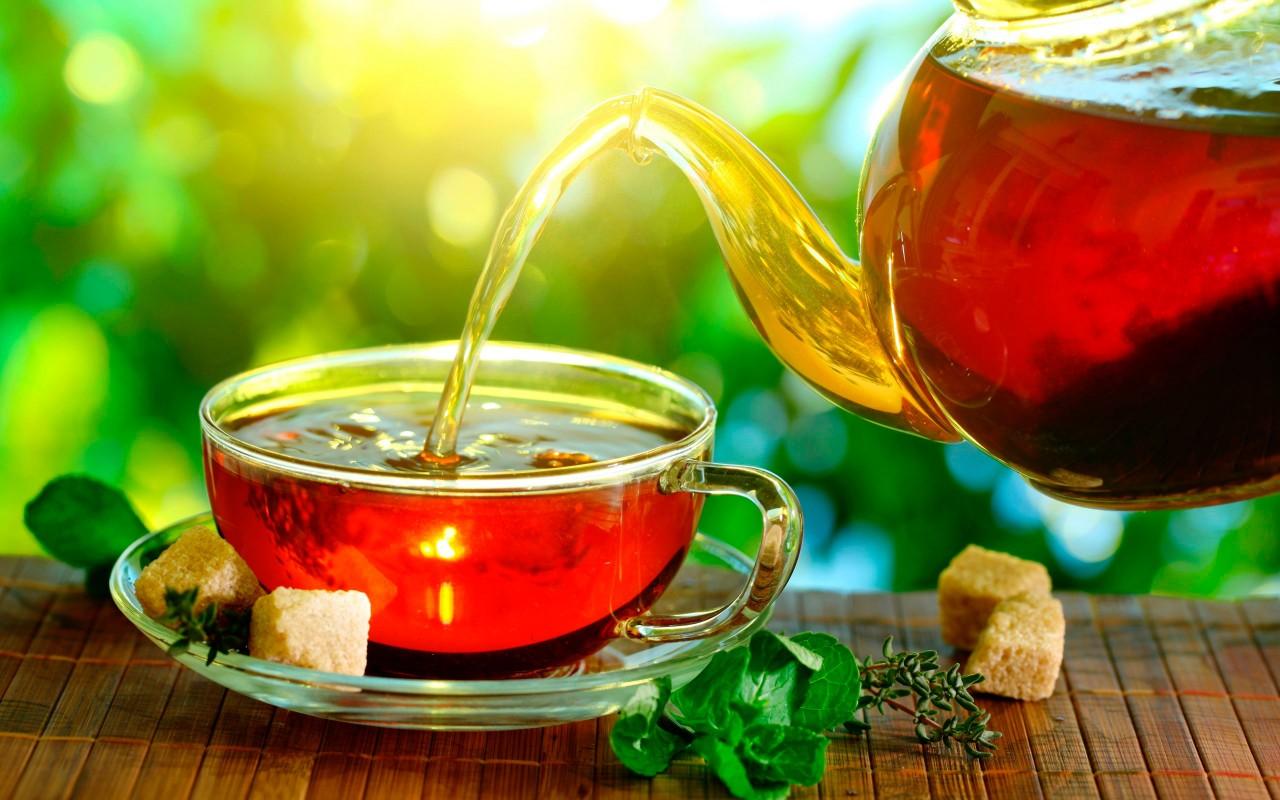 Волшебные чаи для женского здоровья и красоты!