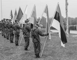 Как Прибалтика провоцирует третью мировую войну