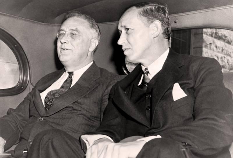 Антигитлеровская коалиция: первый шаг навстречу история