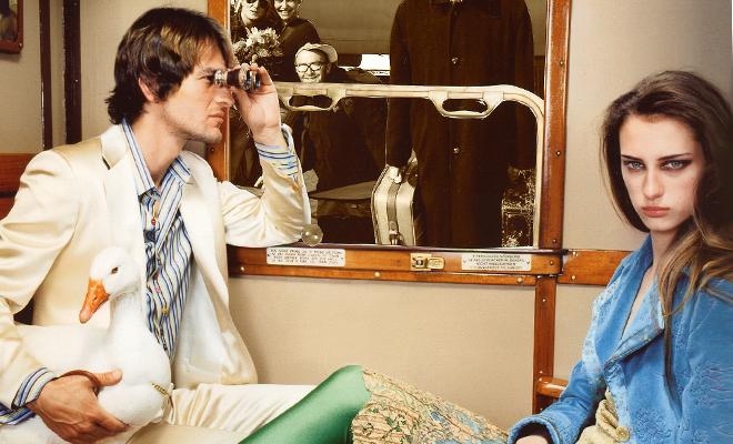 Якопо Этро о слагаемых стиля Etro к 50-летию бренда