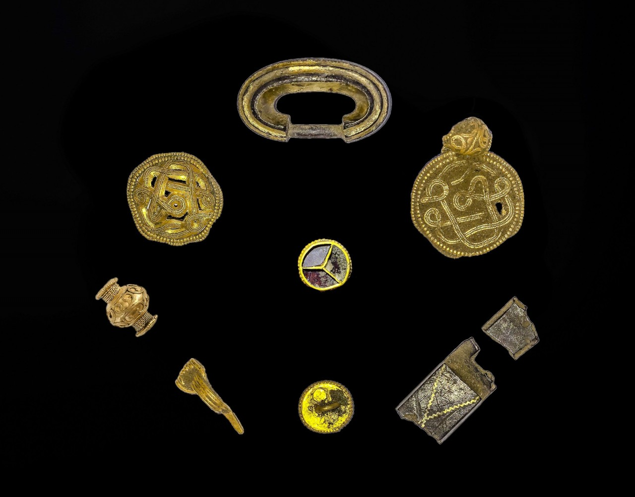 Археологи нашли сокровища же…