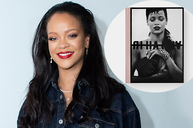 Рианна выпускает свою визуальную автобиографию: первые кадры новой книги певицы
